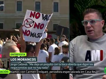 """Los Morancos,""""con la boca abierta"""" ante negacioncitas del coronavirus como Bosé: """"Negarlo es de ser muy irresponsable"""""""
