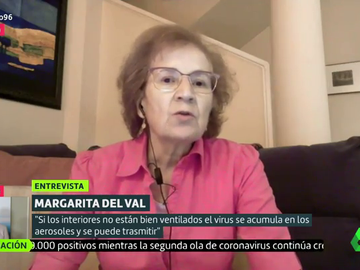 Margarita Del Val (CSIC) en Liarla Pardo