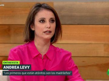 """Andrea Levy, contra la gestión de Pedro Sánchez: """"Somos el único país de Europa que impide una comisión de investigación"""""""