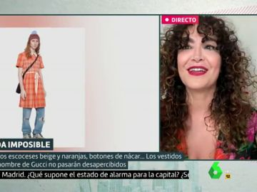 """El alegato de la diseñadora Cristina Rodríguez a favor de las faldas para hombres: """"Nos creemos modernos pero somos rancios"""""""