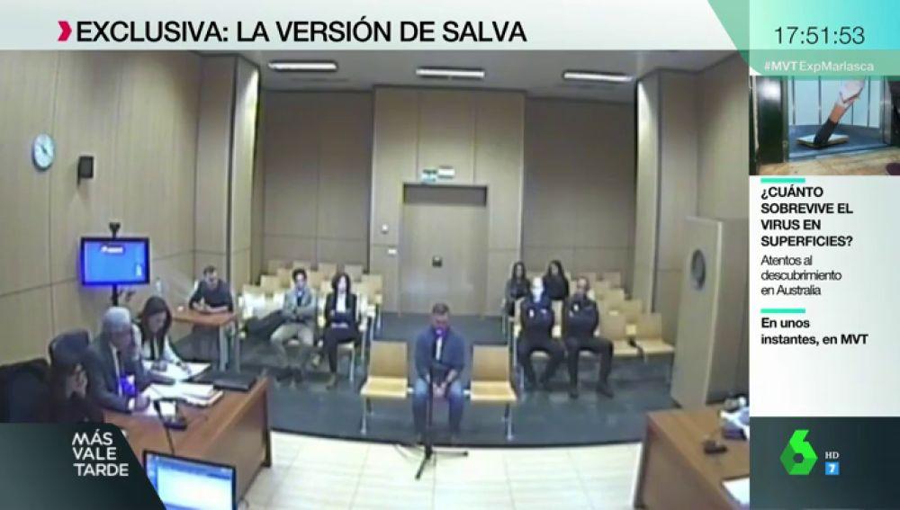 La reveladora declaración de Salva, amante de Maje y asesino confeso de su marido: así planearon el crimen según su versión