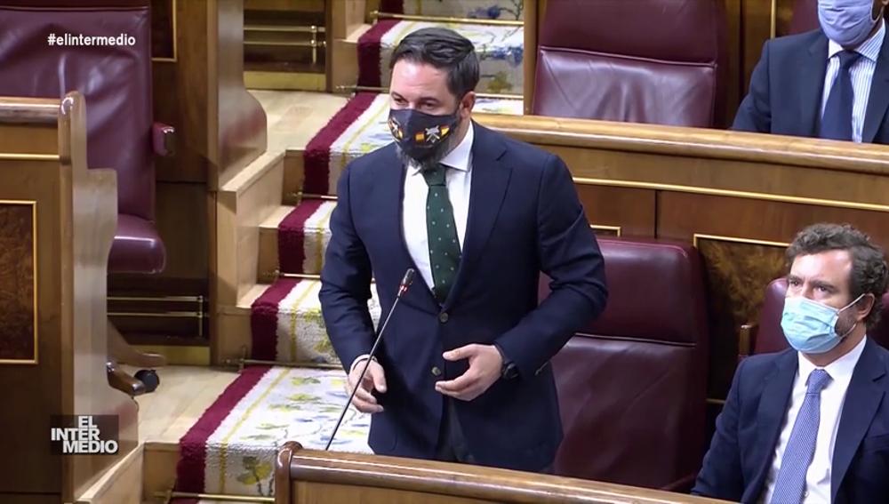 """Vídeo manipulado - El grito de Pedro Sánchez achanta a Santiago Abascal en el Congreso: """"Señor, obedezco"""""""