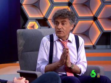 La entrevista por la cara a Fernando Simón