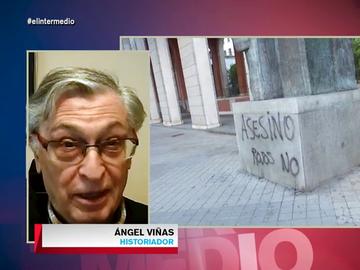 Ángel Viñas, historiador especializado en la Guerra Civil y la República.
