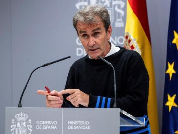 Comparecencia de Fernando Simón hoy lunes 19 de octubre, streaming en directo