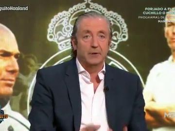 ¿Haaland o Mbappe? Josep Pedrerol tiene claro cuál es el objetivo del Madrid en junio