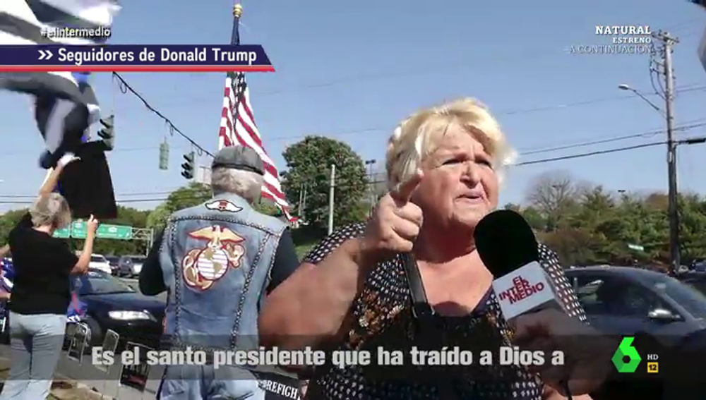 """La euforia de los votantes de Trump a días de las elecciones: """"Es un hombre contra el mundo, dios está de su lado"""""""
