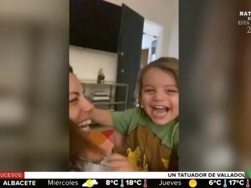 La risa contagiosa del hijo de Eva Longoria con la que no podrás parar de reír