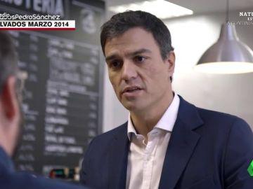 """Cuando un """"idealista"""" Pedro Sánchez se comprometía a renunciar a las comodidades que """"hacen peor al PSOE"""", como elegir el órgano de los jueces"""