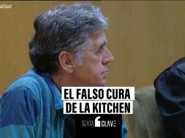 Enrique Olivares, el 'falso cura' que entró en la casa de Bárcenas