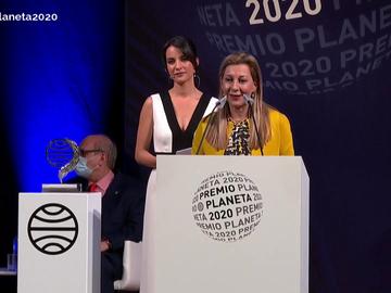 Aquitania, premio Planeta 2020