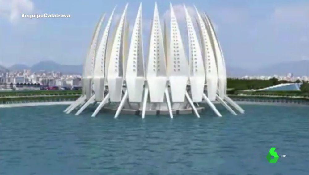 Los 'proyectos fantasma' de Calatrava: ¿cuánto se pagó por ellos y por qué no se llevaron a cabo?