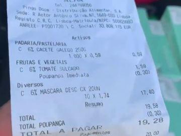 "La denuncia viral de un español tras comprar 200 mascarillas por tan solo 17 euros en Portugal: ""En España son casi 200 euros"""
