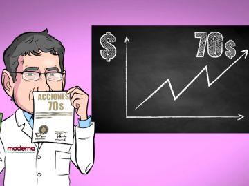Llenarse los bolsillos en pandemia, o cómo el director médico de Moderna ganó un millón de euros a costa de la vacuna