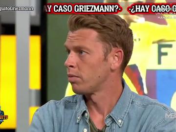 """Jota Jordi, durísimo con Griezmann en 'El Chiringuito': """"Su sitio en el Barça es el banquillo"""""""