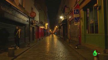 Imagen de una calle de París