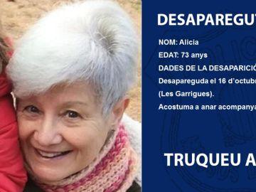 Buscan a Alicia, madre de Jaume Collboni