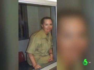 Imagen de la mujer que será ejecutada en EEUU