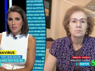 """La advertencia de Margarita del Val: """"Quedan muchos meses hasta que sepamos cómo de seguras serán las vacunas"""""""