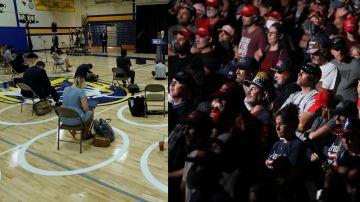 Misma crisis sanitaria, dos campañas diferentes: así se están celebrando los mítines en EEUU