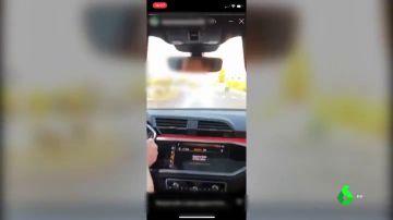 Dos jóvenes de Granada se graban conduciendo a 140km/h en una calle limitada a 20km/h
