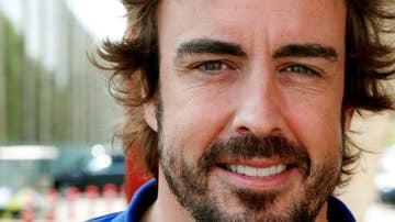 Fernando Alonso, piloto de Renault