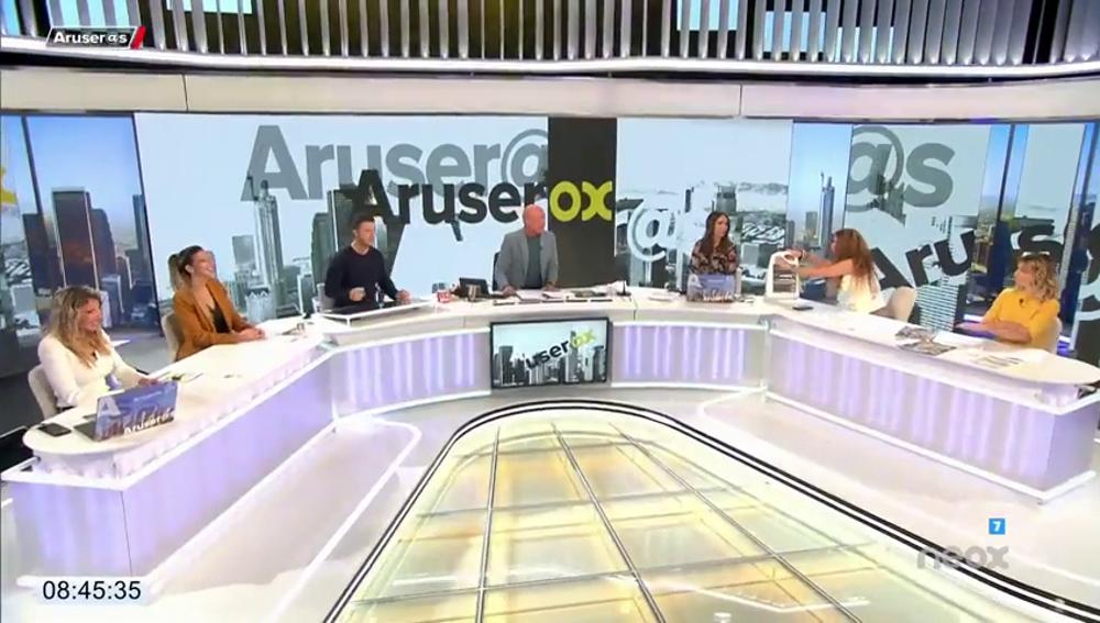 """Así ha sido """"la transición perfecta"""" de Aruser@s de laSexta a Neox en riguroso directo"""