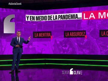 """La crítica de Rodrigo Blázquez a los argumentos de la moción de censura: """"A Vox mentir le da igual, a Vox mentir le sale rentable"""""""