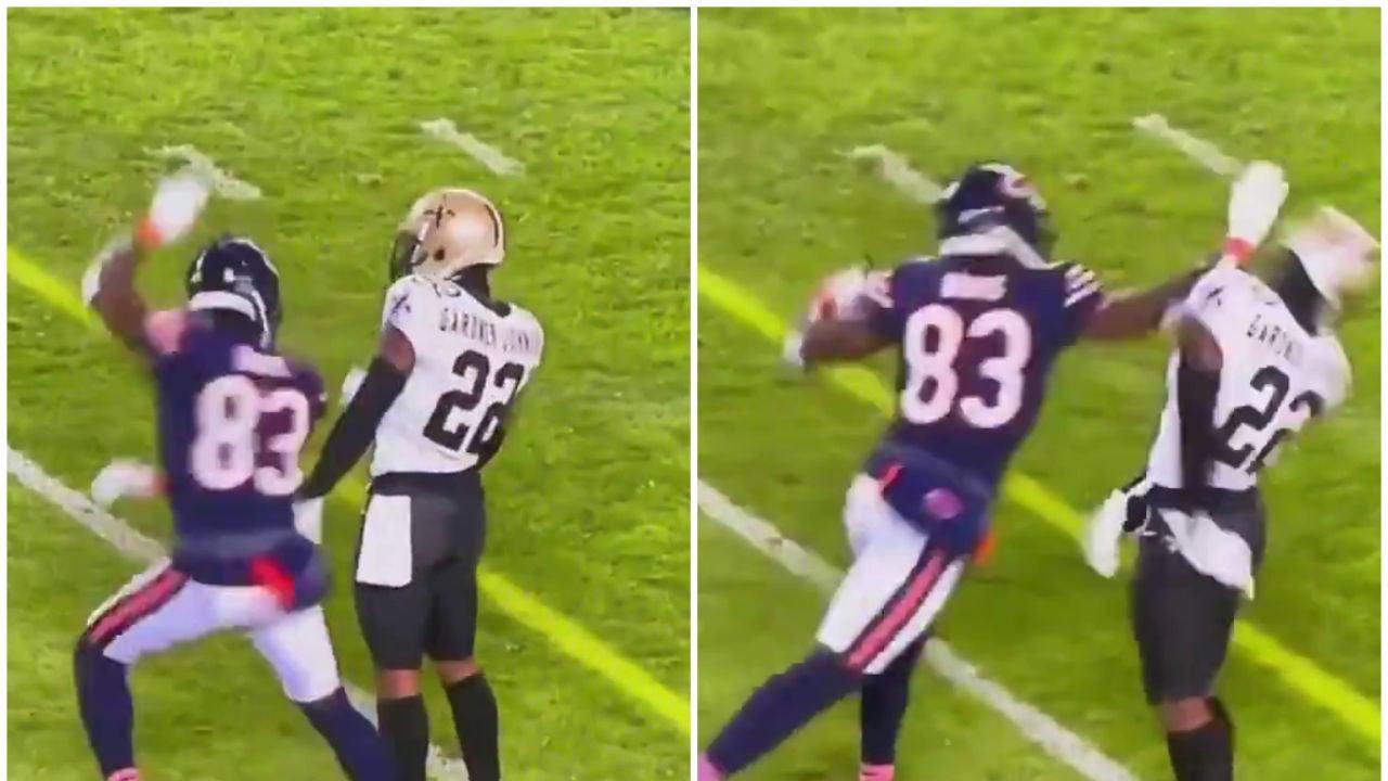Wims golpea a Johnson