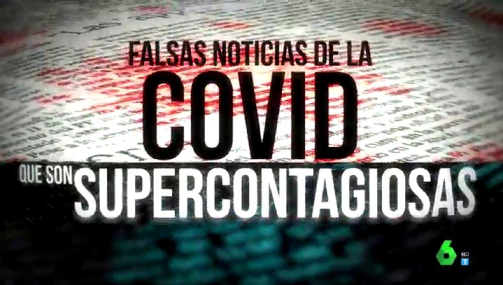 Falsas noticias de la COVID-19 que son supercontagiosas