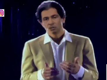 El inquietante holograma del padre muerto de Kim Kardashian para felicitarle su 40 cumpleaños