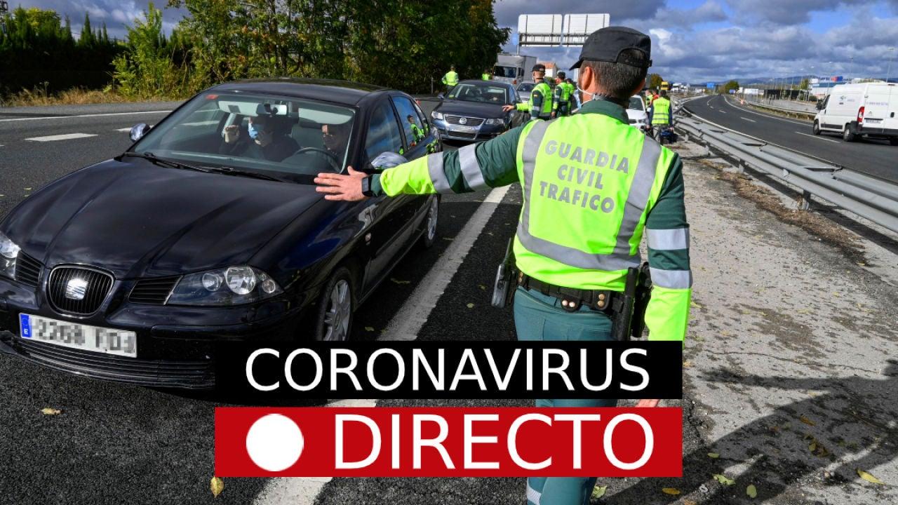 Coronavirus en España y Madrid: Última hora por el confinamiento, estado de alarma y toque de queda por COVID-19 EN DIRECTO