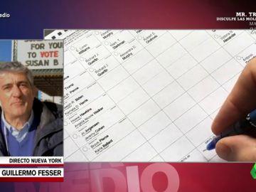 """Guillermo Fesser sorprende al desvelar su voto en las elecciones de Estados Unidos: """"Da siempre las gracias, y eso le honra"""""""