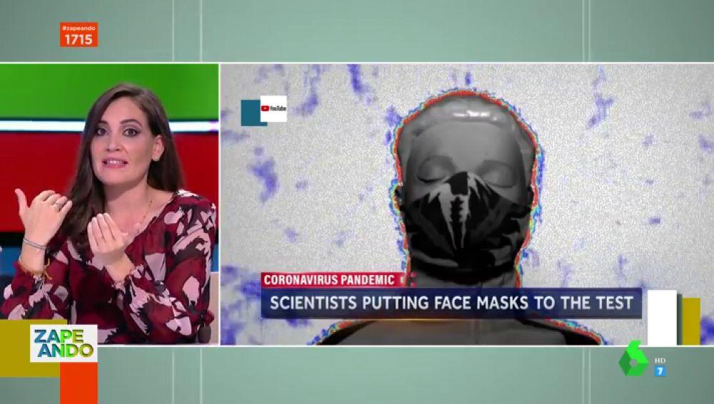 ¿Pueden dañar las mascarillas nuestro cerebro por falta de oxígeno?