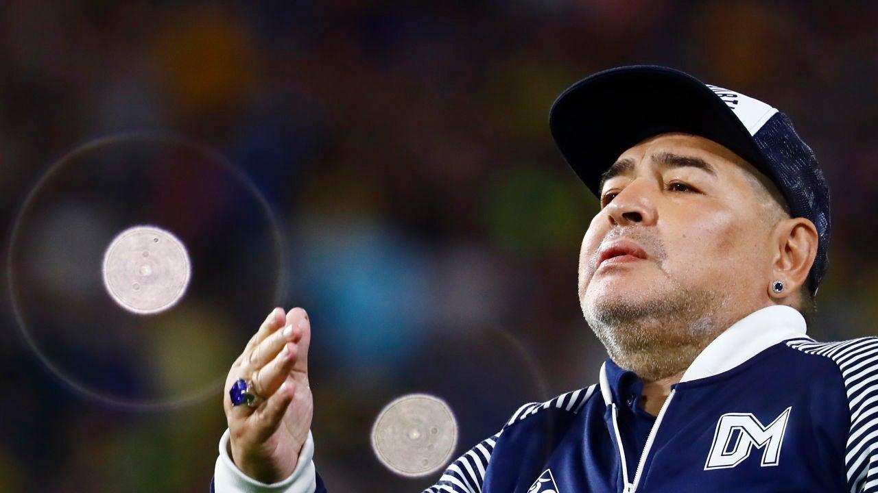 laSexta Deportes (03-11-20) Maradona será operado de un coágulo en el cerebro