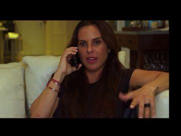 La tajante respuesta de Kate del Castillo a Évole sobre Trump