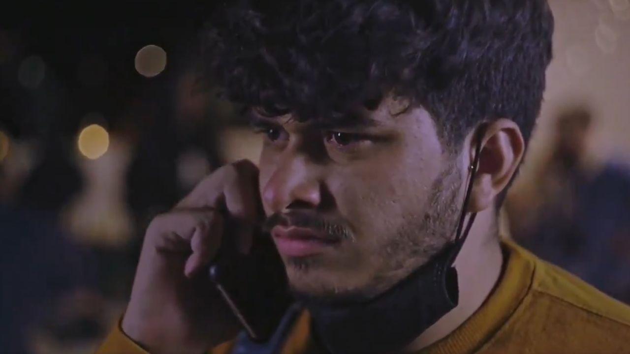 Imagen del corto de Willy Suárez con el que buscan concienciar a los más jóvenes.