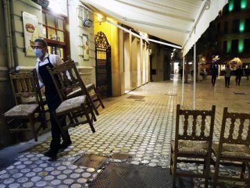 Los bares y restaurantes, grandes perjudicados durante la pandemia