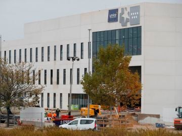 Hospital de pandemias Isabel Zendal de Madrid