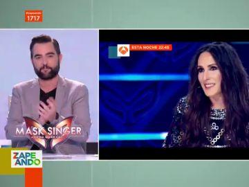 La inesperada pregunta de Dani Mateo a Malú sobre Albert Rivera en directo que desata las risas de la cantante