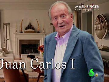 """'Amarte así Juan Carlitos', la telenovela de Wyoming sobre el rey emérito: """"¿Cuál será el siguiente giro, un hijo secreto?"""""""