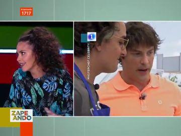 La respuesta de Cristina Pedroche a Jordi Cruz tras intentar 'robarle' a Josie para las Campanadas
