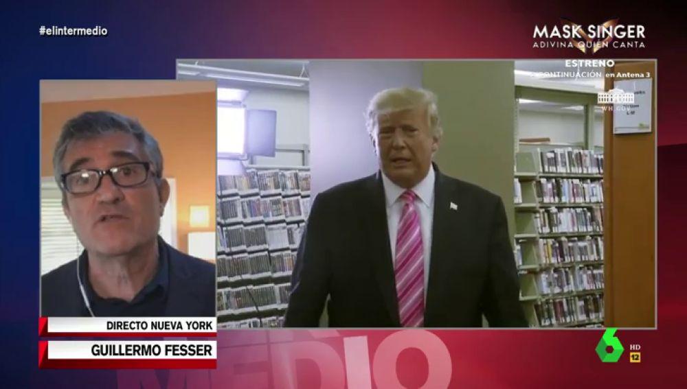 """Las razones por las que Trump """"no va a irse voluntariamente"""" de la Casa Blanca: """"Tiene causas que si deja de ser presidente son criminales"""""""