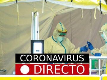 Coronavirus en España y Madrid: noticias de última hora del estado de alarma y confinamiento por COVID-19, EN DIRECTO