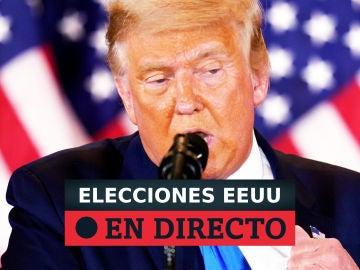 Resultados elecciones EEUU: Ganador y recuento de la votación entre Biden y Trump en Estados Unidos, en directo