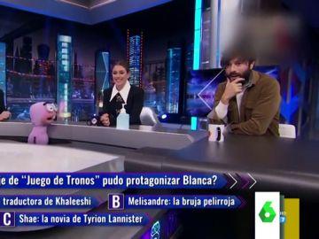 Blanca Suárez y Javier Rey pone a prueba cuánto se conocen