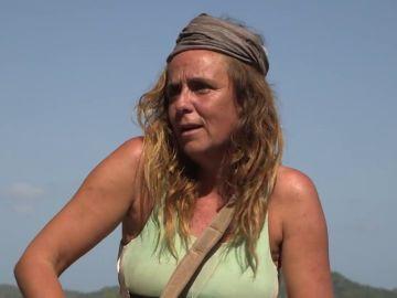 """Erika abandona La Isla entre lágrimas, abrazos y aplausos: """"Nunca habría pensado que la experiencia fuera tan heavy"""""""