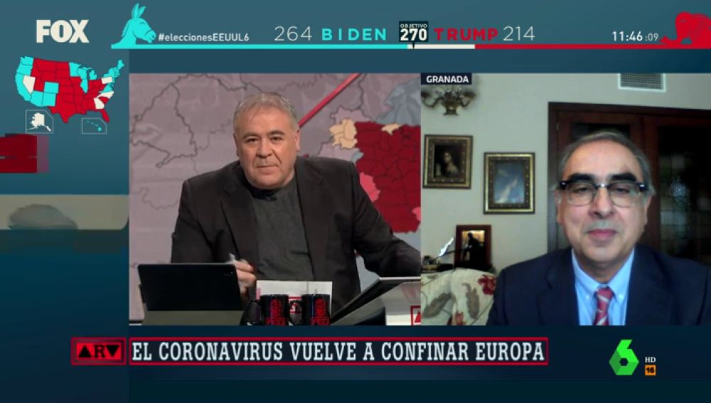 José Martínez Olmos, en ARV