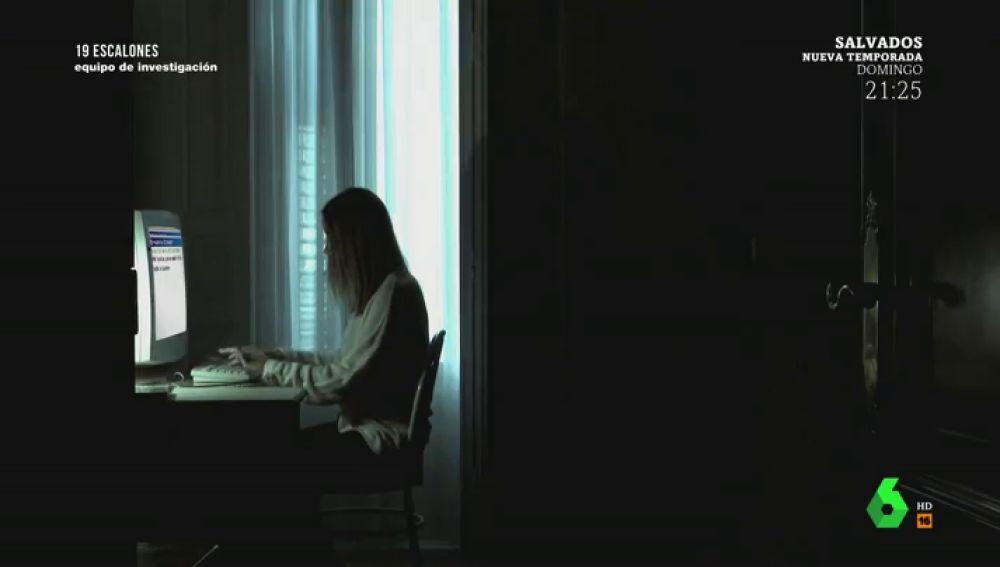 """Las conversaciones inéditas de Helena Jubany sobre un internauta antes de ser asesinada: """"El tío investigó mi vida"""""""