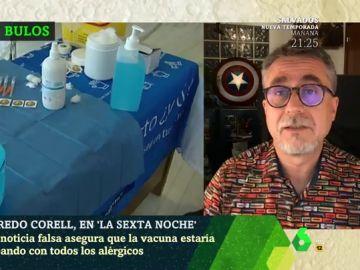 El inmunólogo Alfredo Corell